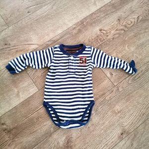 3/$12 Oshkosh B'gosh Baby boy onesie